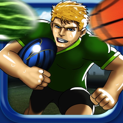 Athletics Rugby: Victorious Skill, Full Version iOS App