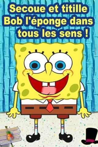 SpongeBob Tickler screenshot 1