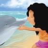 A Menina e o Golfinho - Tablet