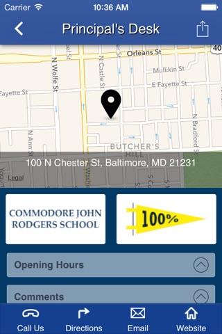 The Commodore John Rodgers School screenshot 2