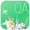 Qatar & Doha Offline map & flights. Airline tickets, airports, car rental, hotels booking. Free navigation.