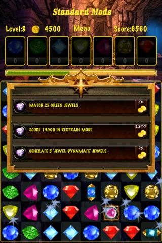 Gems Quest Free screenshot 3