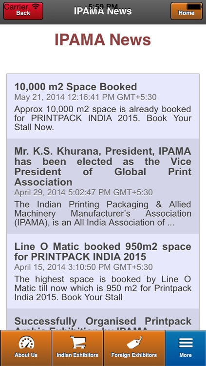 PRINTPACK INDIA 2015 by Rajeev Khattar
