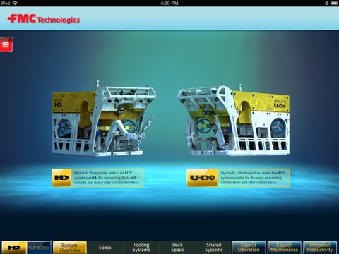 Schilling ROV Explorer screenshot 4