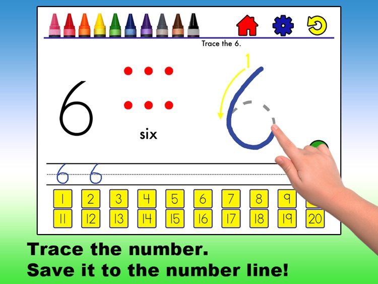Learning Numbers 1-20 by Interactive Learning Success, LLC
