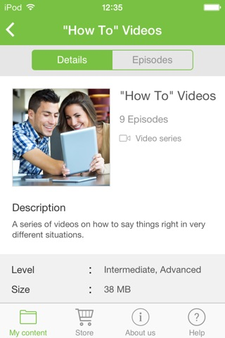 LearnEnglish Audio & Video screenshot 2