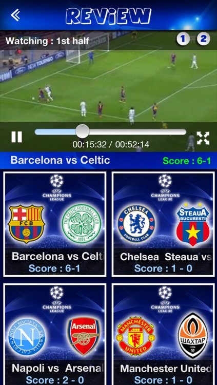 Football Channel Pro - Watching K+, tv online, video clip, review on mobile  by Hieu Bui