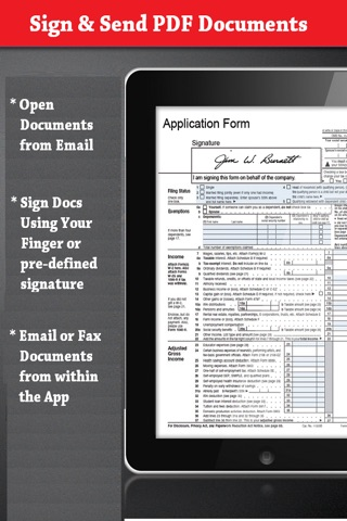 PDF Tools - Annotate PDF, Sign & Send Docs, Fill out PDF Forms and Convert Office Docs to PDF screenshot 2