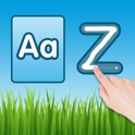 Letter Quiz - an alphabet tracing game for kids learning ABCs icon