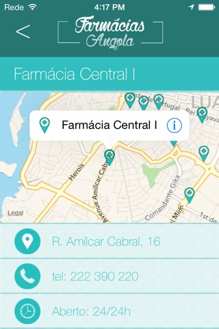 Farmácias de Angola screenshot 4