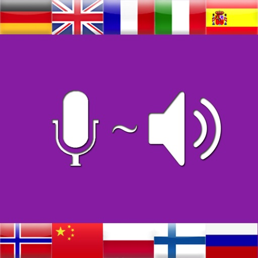 i Voice Translator with Speech recognition and speaking live