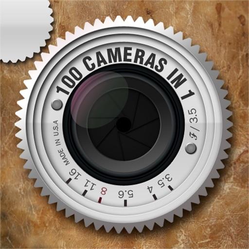 图片特效100合1 HD:100 Cameras in 1 HD