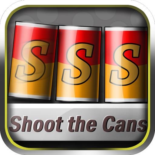 Shoot the Cans iOS App