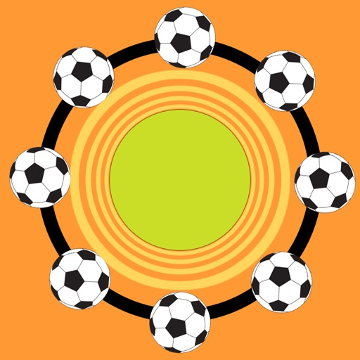 Footballs dodge Pro iOS App