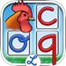 Dictée Montessori - Apprends l'orthographe avec un alphabet mobile amusant !