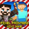 Pixel Painters - MC Block Builder Paint Mini Game