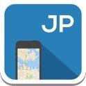 Japão mapa off-line, guia, tempo, hotéis. Navegação GPS livre. icon
