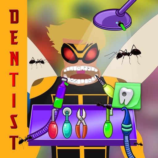 Kids Dentist Game Inside Office For Gabba Edition