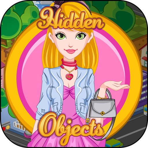 Fashion Salons Hidden Objects iOS App