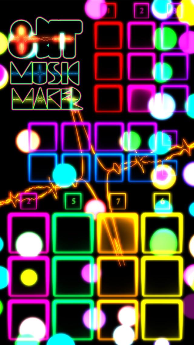 8-Bit Music Maker Por Gluten Free Games LLC