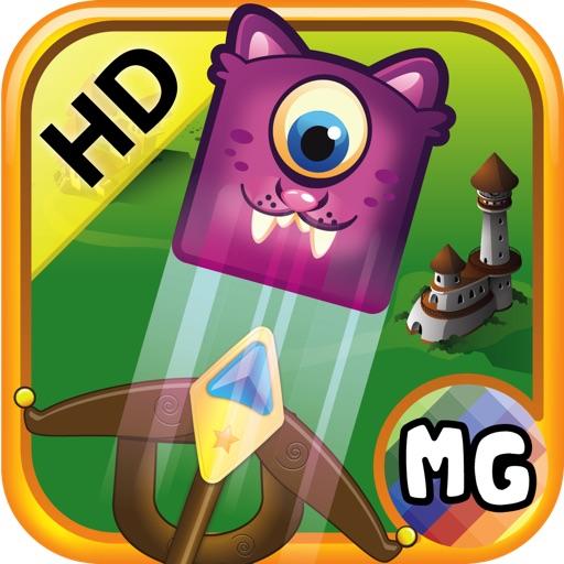 怪物射手:Halloween Monsters Shooter HD