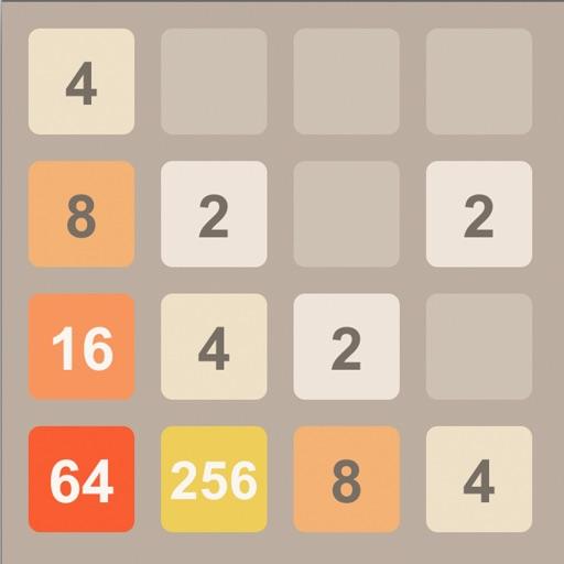 Game 2048 Plus iOS App