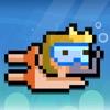 A Clumsy Scuba Diver