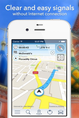 Dubai Offline Map + City Guide Navigator, Attractions and Transports screenshot 4