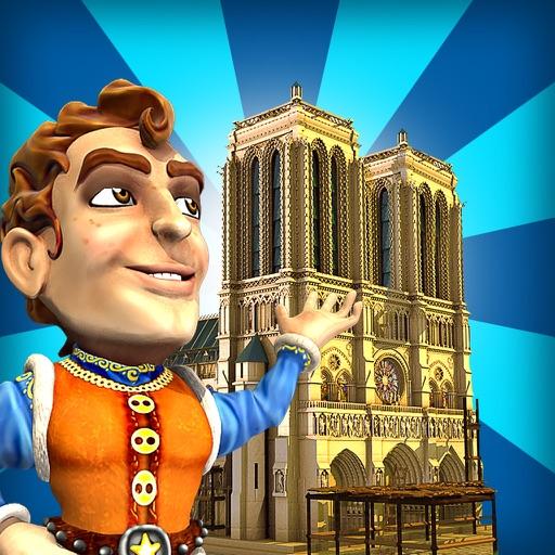Monument Builders: Notre Dame de Paris HD iOS App