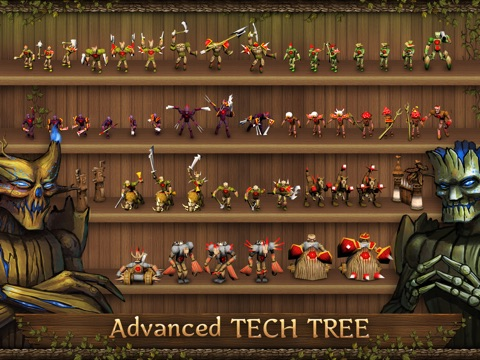 Screenshot #3 for First Wood War GOLD