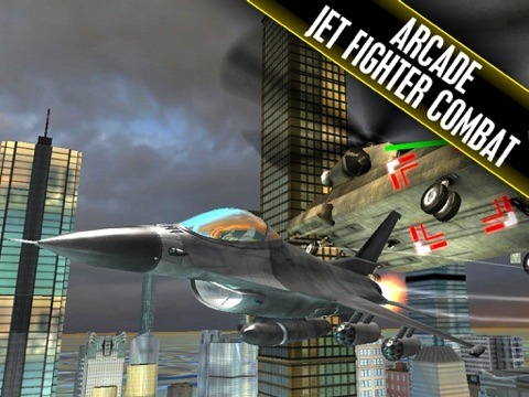 Benjamin Jet Fighters HD Screenshot