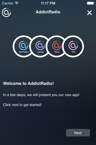 AddictRadio screenshot 2