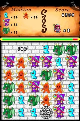 PuzzMon screenshot 2
