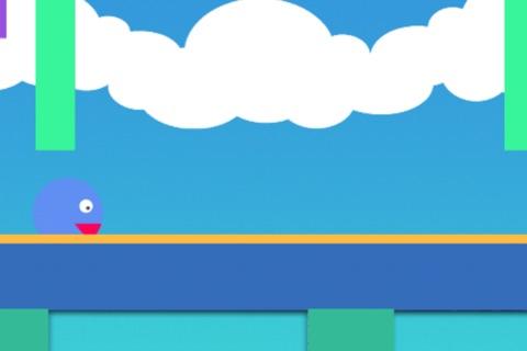 Super Blobby Jump screenshot 1