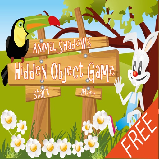 Animal Shadows Hidden Object Game iOS App