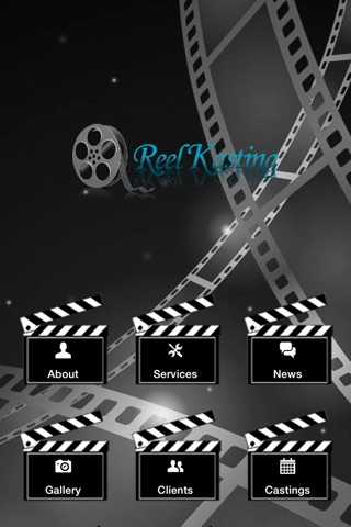 ReelKasting screenshot 1