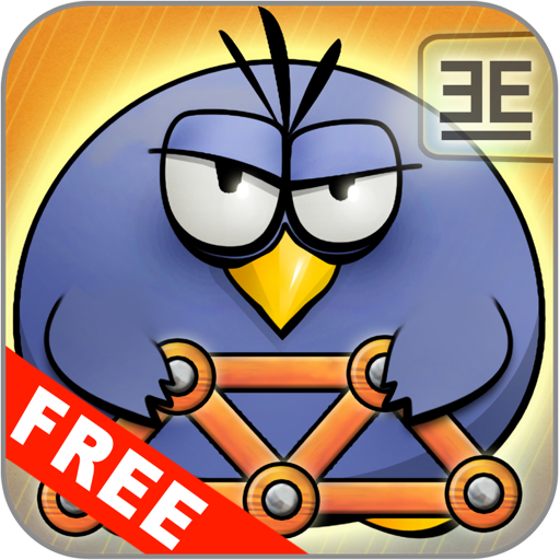 Fat Birds Build a Bridge! - FREE