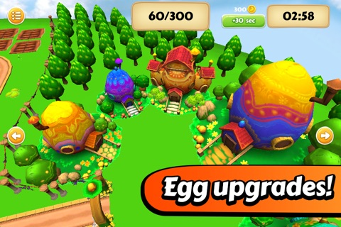 Easter Egg Hunt - The Bunny's Village screenshot 2