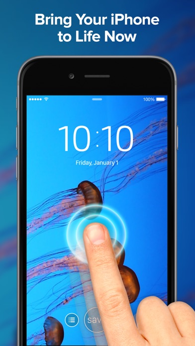 Live Wallpapers by Themify: Dynamic Animated Theme-1