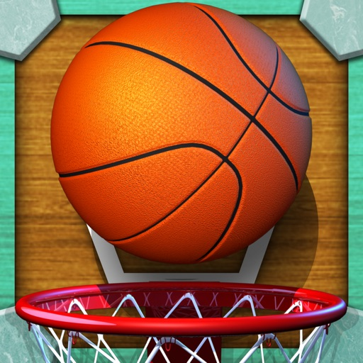 Crazy Basketball - sports games iOS App