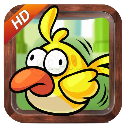 Temple Bird : The Adventure of tiny Flappy wings iOS App