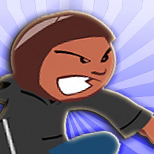 Aerial Skate-r Game: Street Drift Pro iOS App