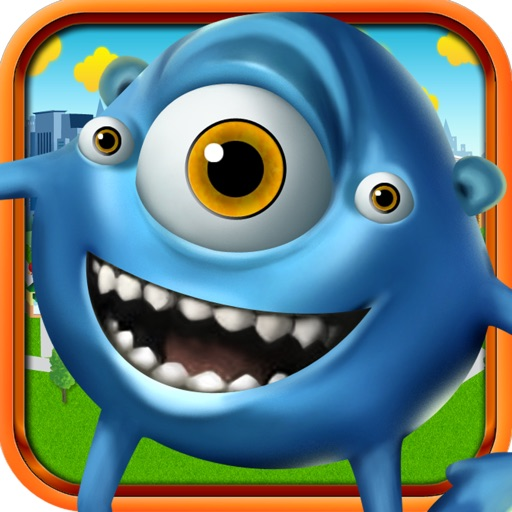 Zombie Mutant Run iOS App