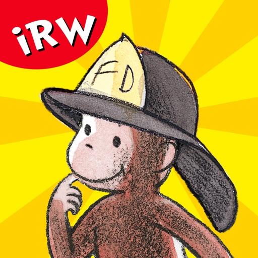 Georges le petit curieux et les pompiers par Je Lis Avec