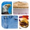 4 Photos - Guess the Pic Word Game