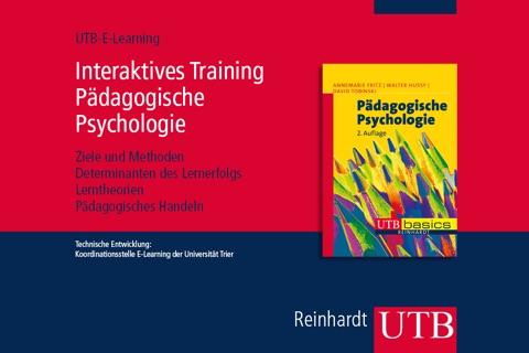 Pädagogische Psychologie screenshot 1