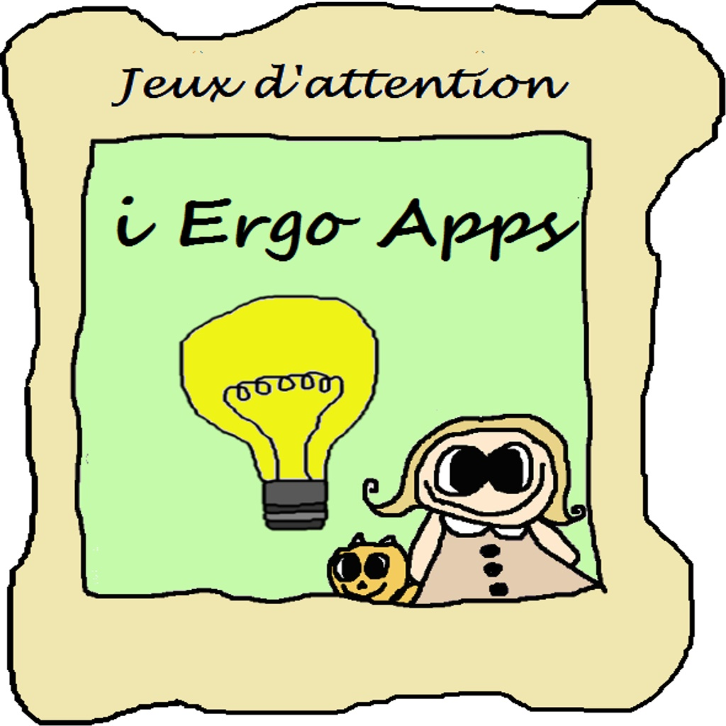 iErgo Apps - Visual Attention 1