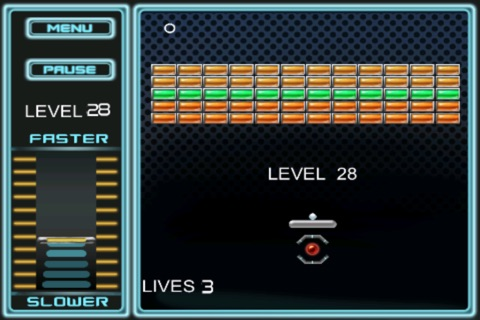 Ball & Brick Lite screenshot 3