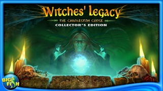 Witches' Legacy: The Charleston Curse - A Hidden Object Game with Hidden Objects-4