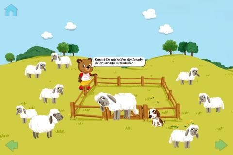 Benny Bär auf dem Bauernhof screenshot 1